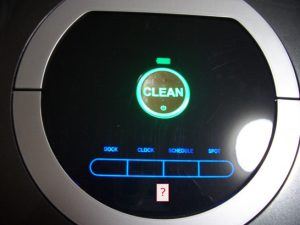 電源ボタン