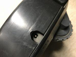 充電 差込口 端子