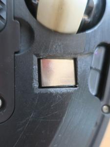 電端子部が凹み エラーメッセージ ジャンク品